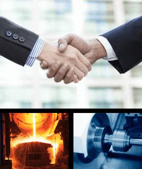金属のプロとしての提案型営業でお客様に最適な解決策を。