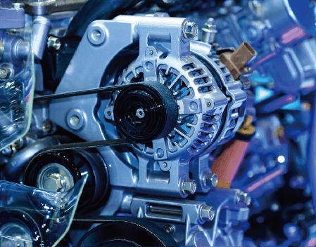 水素による劣化を防ぐ特殊鋼材